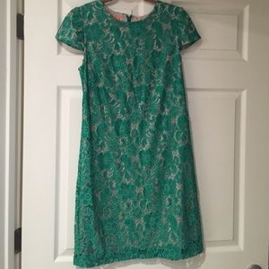 Ivy and blu  Dresses & Skirts - Green lace Ivy and Blue dress
