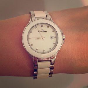 Lucien Piccard Accessories - Lucien Piccard Ceramic Watch