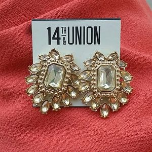 14th & union Jewelry - Cluster earrings