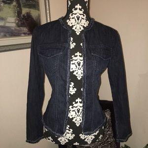 Chico's Jackets & Blazers - CLOSING SOON💙CHICOS💙DENIM JACKET