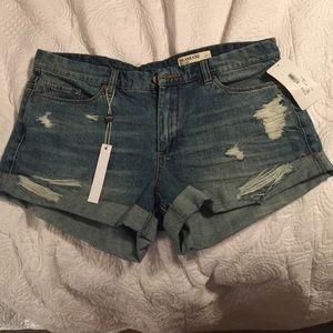 BlankNYC Pants - Brand new BlankNYC jean shorts