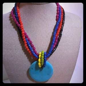 Jewelry - Colorful necklace