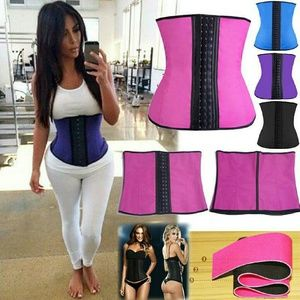Other - 100 % Latex Waist Trainer 9 steel bonning  3 hook