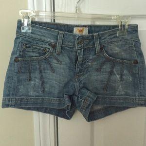 Antik denim Pants - Antik  denim shorts