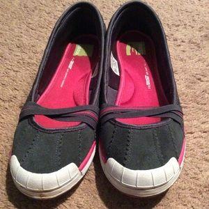 Adidas zapatos shelltop Flats  mujer 8 poshmark la espuma de la memoria