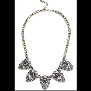 Crystal Statement Necklace-