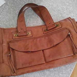 80ff9381628 Chloe satchel on Poshmark