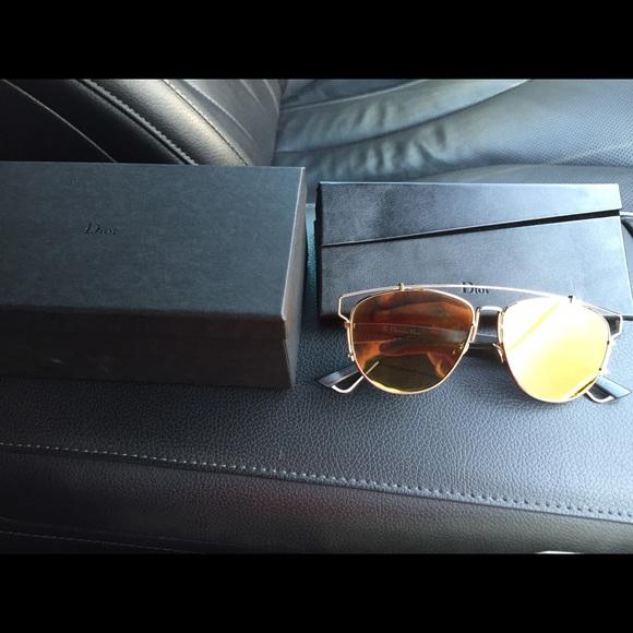 ce29dc8b7bd74 Brand New Christian Dior Technologic sunglasses