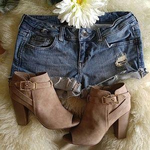 refuge Pants - nwot//refuge jean shorts