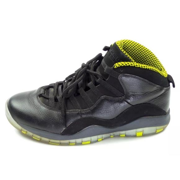 big sale b0cb1 63e36 Nike Air JORDAN Retro 10 X 310805-033 Sneakers. M 576eea57f739bc907e00dd00