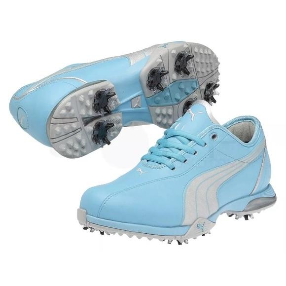 Puma RoyalTee Women s Golf Shoes Size 8 eb28a891b