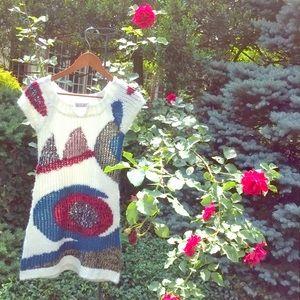 Vintage Knit Dress / Tunic