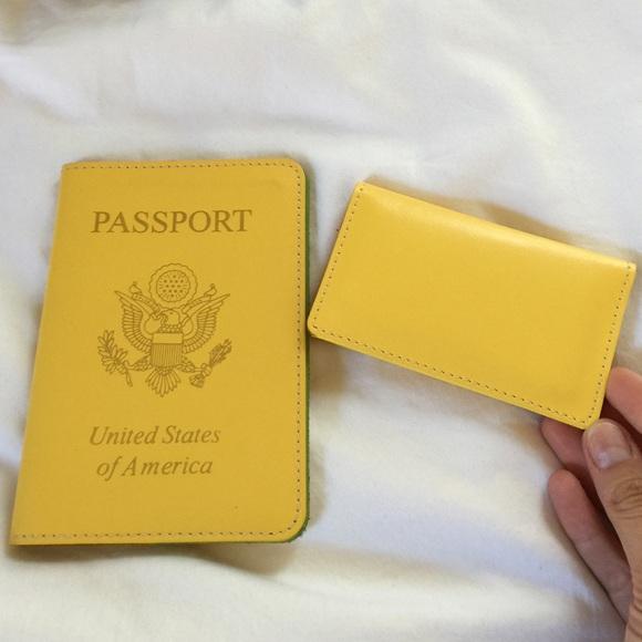 Baekgaard accessories leather passport business card holders baekgaard leather passport business card holders colourmoves