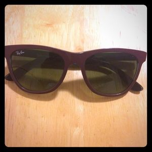 original ray ban wayfarer nkz2  Authentic Ray-Ban Wayfarer sunglasses