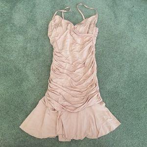 💝HOST PICK!!💝 Nude Slinky Dress