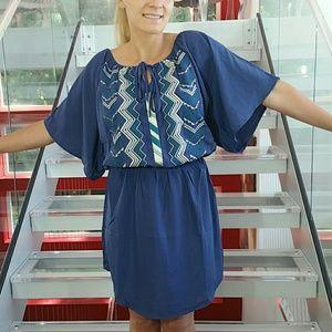 Dresses & Skirts - 'BEAUTIFUL IN BLUE' DRESS NWT