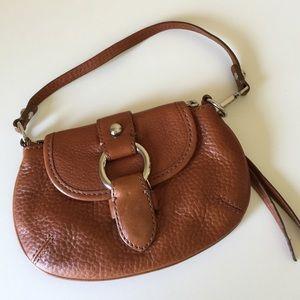 Banana Republic Handbags - Banana Republic leather wristlet