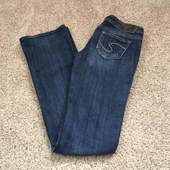 71% off Silver Jeans Denim - Silver Jeans- Frances 18