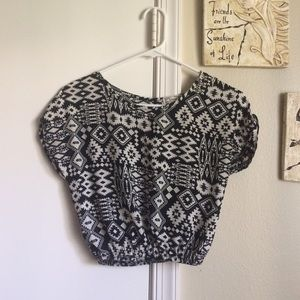 Kirra Tops - Check out the back!