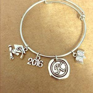 Jewelry - Graduation 2016 charm bracelet