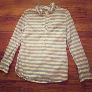 Old Navy lightweight striped shirt