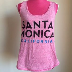 Hybrid Tops - Santa Monica tank top