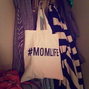 Salt Lake Clothing Handbags - ❗️Only a few left ❗️ #MOMLIFE Tote