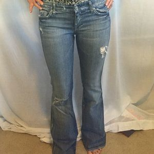 7 for all Mankind Denim - 7 for ManKind jeans NWOT- fits 26-27