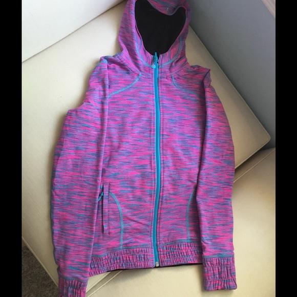 ivivva jackets coats twice the fun hoodie poshmark