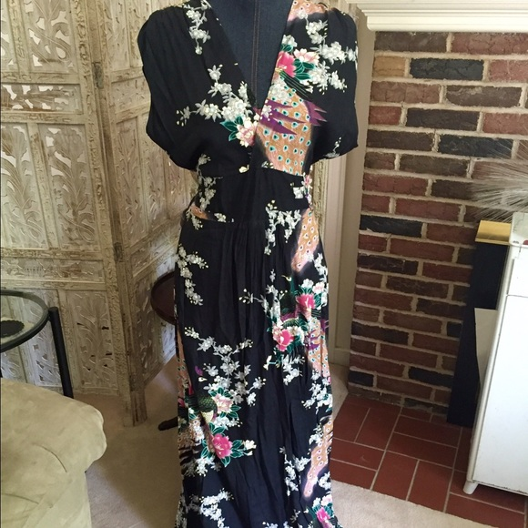 16684e72bf Feeling Serene Dress in Evening ModCloth. M 576f2ef32ba50a340c06d885