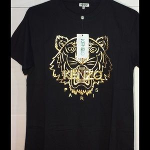 kenzo tiger t shirt kids gold sale   OFF57% Discounts 5bb98720535f