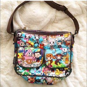 tokidoki Handbags - Tokidoki Lesportsac New Year Celebrazione Handbag