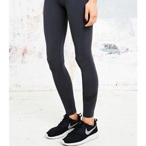 Nike Pants - Nike Gray Swoosh Legging XL