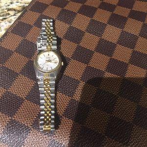 🕐🕓Vintage Seiko two toned watch