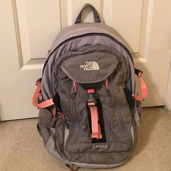 52890c02c388 North Face Women s Surge Backpack. M 576f465e7f0a055f5b0721de