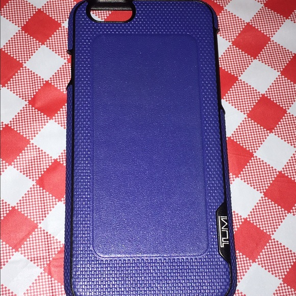 new product 5689c 9d1f8 Tumi Leather Snap Case - IPhone 6/6s