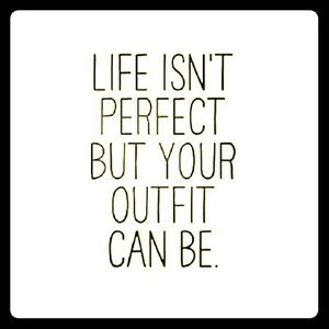 Fashionable Quote