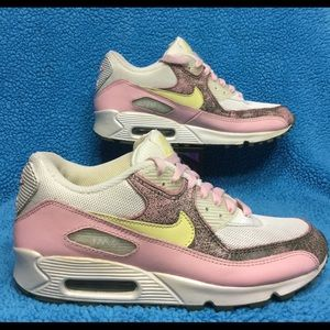 Womens Nike Air Max 90 Easter 2008 Running Shoes