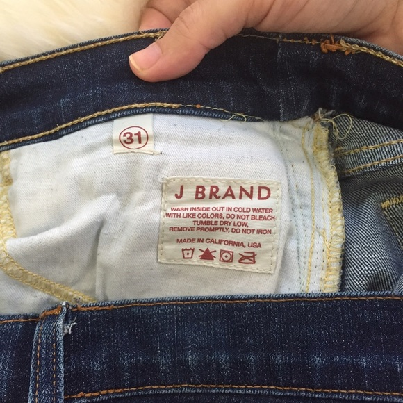 J Brand Jeans - J Brand Skinny Jeans
