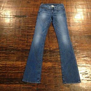 True Religion Denim - Like new Bootcut Jeans
