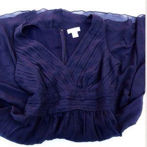 Spiegel Dresses & Skirts - SPIEGEL silk lined dress