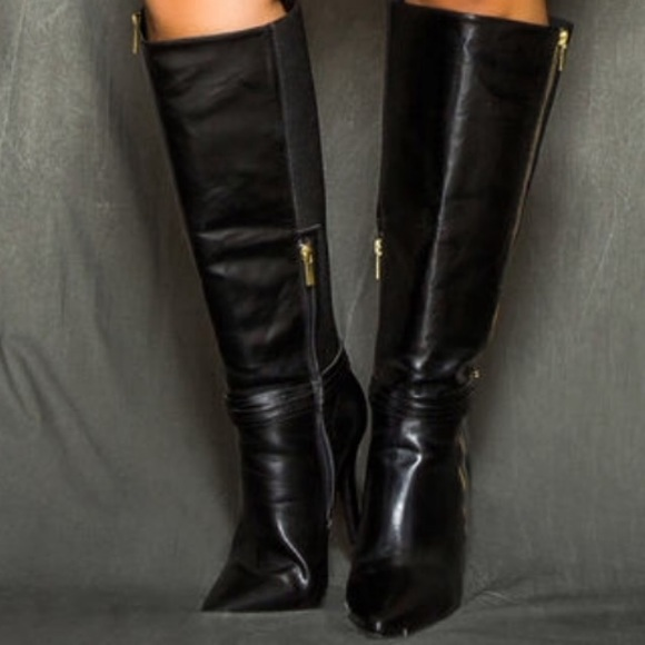 b56d4d755b1 Knee high boots Wide calf by Ashley Stewart