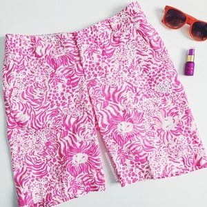 Lilly Pulitzer Pants - 🎉 LILLY PULITZER The Chipper Bermuda Short