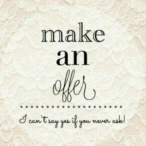 If offer are accepted...💕