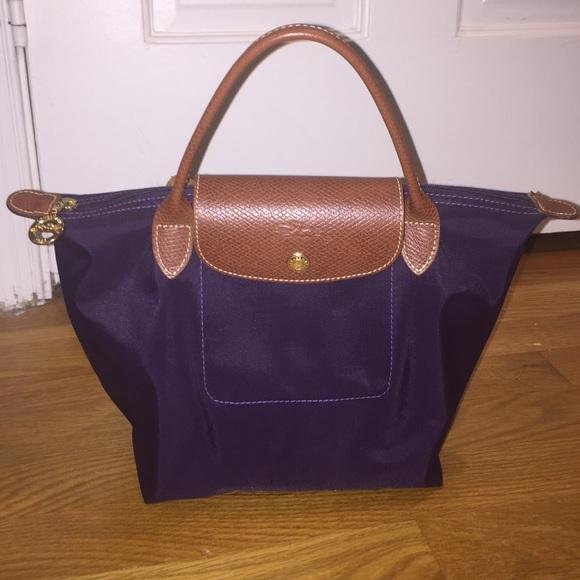 21 off longchamp handbags longchamp mini le pliage