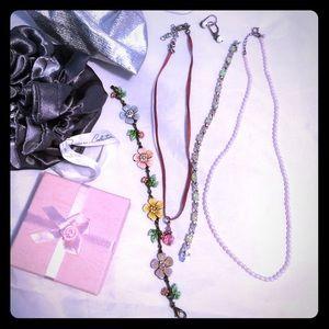Jewelry - 🎉👑combo birthday jewelry present!