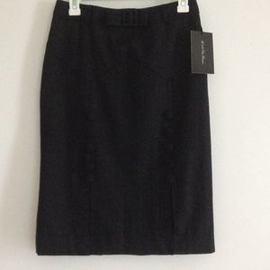 Dresses & Skirts - NWT Wool/cashmere pencil skirt size M