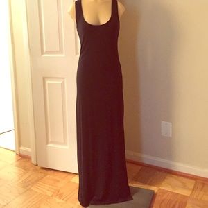 Black Mossimo maxi dress