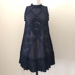 Free People Dresses & Skirts - Free People Angel Lace Dress