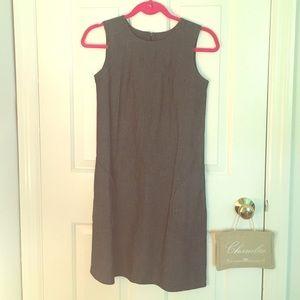 Kayce Hughes denim dress